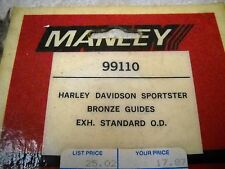 NOS Harley Davidson Bronze Exhaust Valve Guide XR1000 Sportster 99110