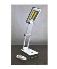 1 Stück 2 x 3 W LED Streifen -  Tisch-u. Arbeitslampe 3 Helligkeitsst. touch USB
