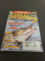 Vintage Field & Stream Magazine APRIL 1996 East Edition Complete