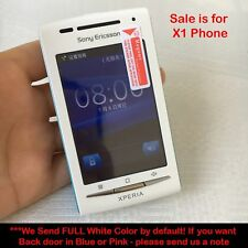 Orig Sony Ericsson Xperia X8 E15i Mobile Phone Unlocked Smartphone Android white