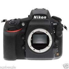 Nikon D810 Body DSLR Digital Camera Brand New Cod Agsbeagle