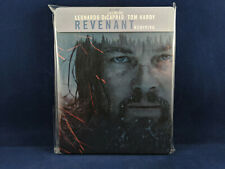 THE REVENANT - Steelbook - Bluray - Italian Release - Dicaprio - Hardy