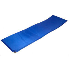 New Self Inflating Camping Roll Mat Inflatable Sleeping Mattress Pad Pillow Bed