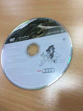 2012 maps Audi A3 A4 A6 TT R8 DVD Navigation Sat Nav RNS-E Europe 8P0 919 884 BE