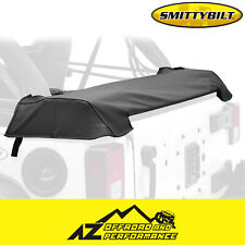 Smittybilt Soft Top Storage Boot Black Denim For 1997-2006 Jeep Wrangler TJ LJ