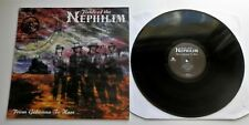 Fields Of The Nephilim - From Gehenna To Here Italian 2001 Santeria Records LP
