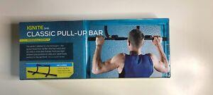 Ignite SPRI Premium Pull-Up Bar - 300lbs Weight Capacity BRAND NEW SEALED