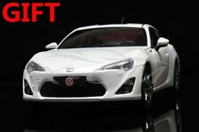 Car Model Toyota GT86 1:18 (White) + SMALL GIFT!!!!!