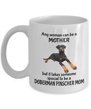 Doberman Pinscher Mom Coffee Mug
