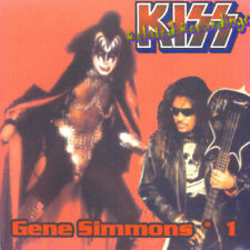 GENE SIMMONS *DEMOS CD-1 Alice Cooper Twisted Sister Montrose Sammy Hagar KISS