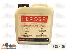 BIDON 2L FEROSE protecteur anti-corrosion convertisseur de rouille 2CV -9909