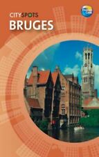 Thomas Cook, Bruges (CitySpots), Like New, Paperback