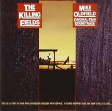 Mike Oldfield The Killing Fields Soundtrack CD+Bonus Tracks NEW SEALED 2016