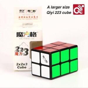 Qiyi 2X2X3 Speed Magic Cube Puzzle Twist Larger 223 Cuboid Cube Turning Quicker