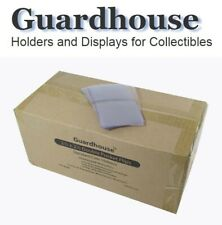 #382192 500 Guardhouse Shield Archival Thumb Cut 30 Pocket Pages  1.5x1.5 Flips