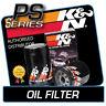 PS-1008 K&N PRO OIL FILTER fits INFINITI M35H 3.5 V6 2012-2013