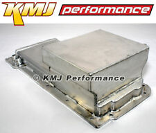 Fabricated Aluminum Oil Pan Front Sump Chevy GM LS V8 Swap LS1 LS2 LS6 LQ9