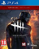 NEW & SEALED! Dead by Daylight Special Edition Sony Playstation 4 PS4 Game