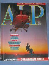 ALP - Vita e avventura in montagna n° 49 Maggio 1989  (K1)