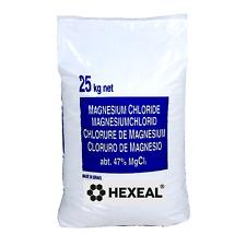 MAGNESIUM FLAKES | 25KG BAG | 100% Pure | Bath Soak | Magnesium Chloride