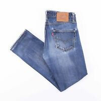 Vintage LEVI'S 511 Slim Straight Fit Men's Blue Jeans W29 L29