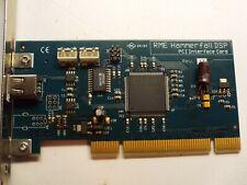 RME Hammerfall DSP PCI Interface Card