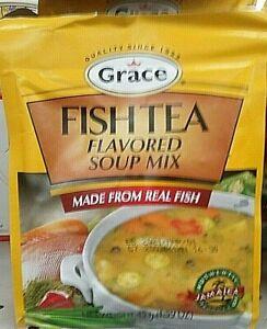 Grace Fish Tea Soup Mix 45g