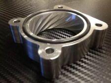 SILVER THROTTLE BODY SPACER for 2007 - 2012 Nissan SENTRA 2.0L, Billet