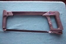 "VINTAGE LENOX 4012 HACKSAW 12"" MADE IN USA"