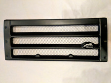 LAND ROVER DEFENDER FRONT GRILLE BLACK 90 110 130 - Fibre glass