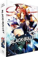 ★ Black Bullet ★ Intégrale - Edition Collector Limitée [Blu-ray] + DVD