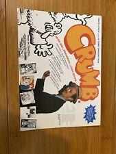 David Lynch Crumb postcard