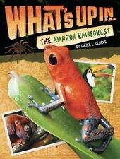 What's Up in the Amazon Rainforest
