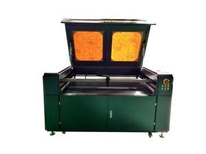 130W HQ1390 CO2 Laser Etching Cutting Machine/Engraver Cutter Acrylic Wood MDF
