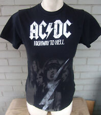 AC/DC Highway To Hell Rockware Black T-Shirt Small