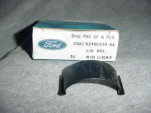 NOS Ford Fuel Filler Door Spring 1968 1969 1970 Galaxie 428 Custom LTD 390 351