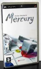 ARCHER MACLEAN'S MERCURY GIOCO USATO IN OTTIMO STATO SONY PSP ED FRANCESE 29850