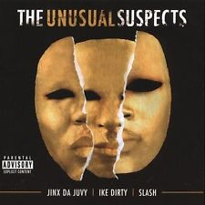 Various Artists : The Unusual Suspects CD