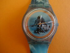 SWATCH MONTRE BRACELET GENT ACCESS HIGHNESS OF ZERMATT SKN103 KEY WATCH 1999