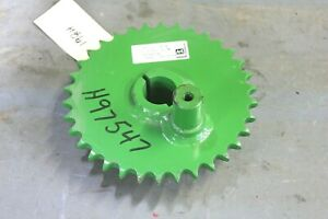 A-H97547, Sprocket, Shoe driven for John Deere 6620, 6622 Combine