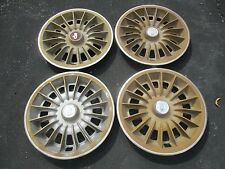 1980 to 1983  Datsun 200SX 14 inch hubcaps wheel covers