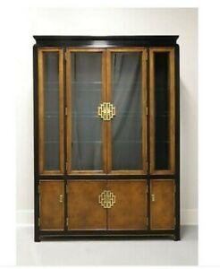 Large Chin Hua China Hutch by century furniture co.