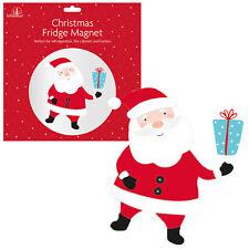 Christmas Fridge Magnet Fun Novelty Home Office Decoration - Santa