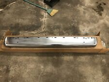 NOS 1989-90 Chevy Celebrity Wagon Rear Bumper 10035696 92 93 Oldsmobile Olds