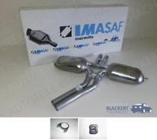 IMASAF Auspuff Mitteltopf +Anbauteile Mercedes S-Klasse Coupe 380 + 500 SEC C126