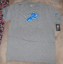 NEW NFL Detroit Lions T Shirt XL X-Large NIKE Men NEW NWT