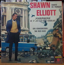 SHAWN ELLIOTT JOSEPHINE CAR COVER FRENCH EP ROULETTE