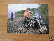 KAWASAKI  POSTCARD 1998 VULCAN 1500 CLASSIC TOURER