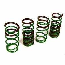 TEIN SKL00-AUB00 S.Tech Lowering Springs Fits 2003-2008 Toyota Corolla