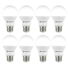 60-Watt Equivalent A19 Non-Dimmable Led Light Bulb Soft White 8-Pack (NO-CA)